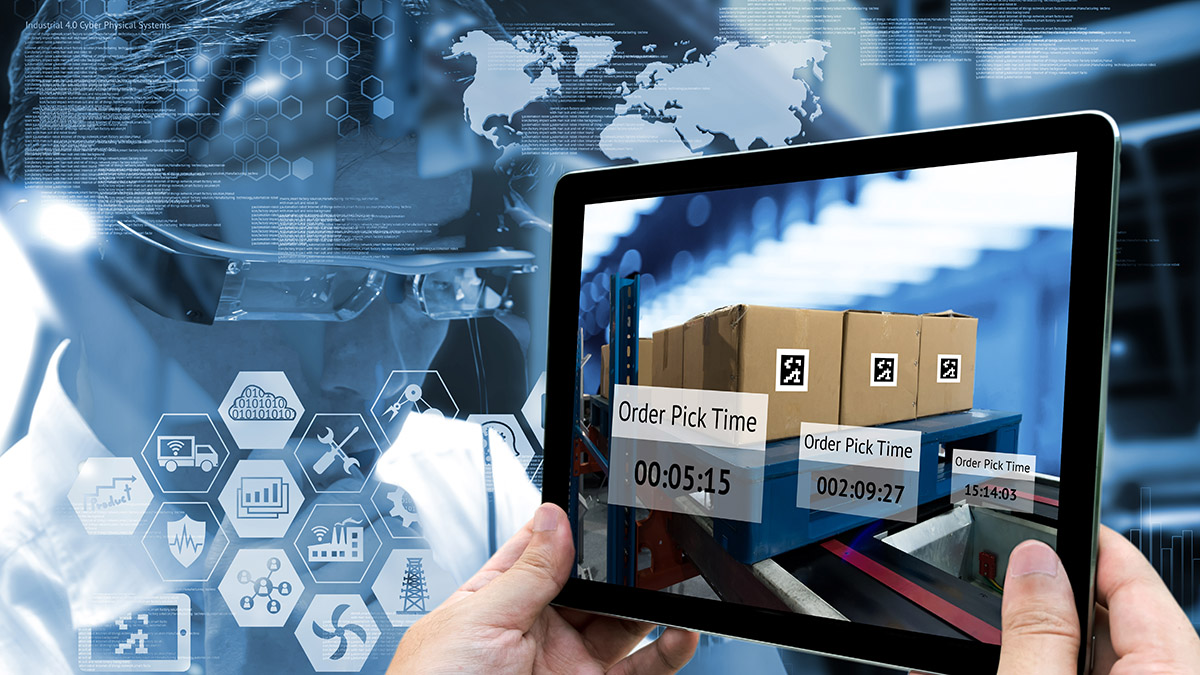 Digital Transformation: migliora la logistica con IoT e AI