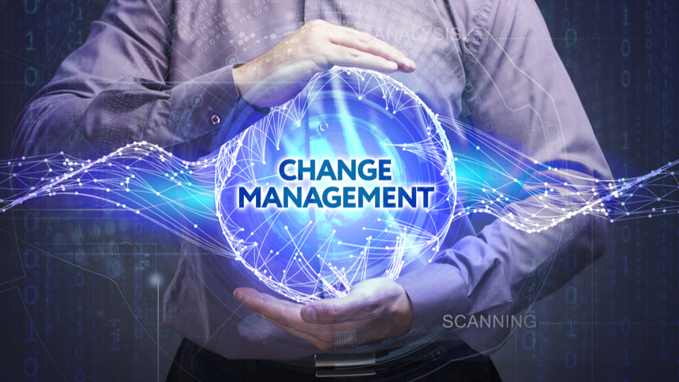 Il change management a supporto dell'industria data driven
